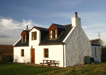 The Croft House self catering, sleeps 6